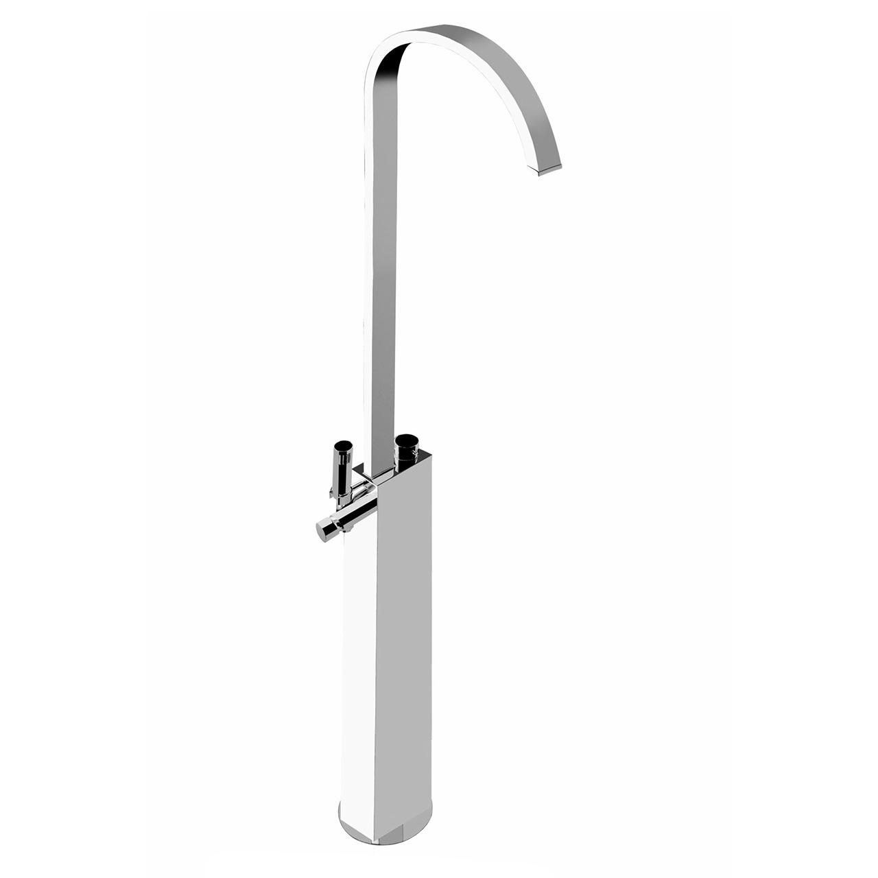 Bonomi Arco Floor Mounted Shower Column