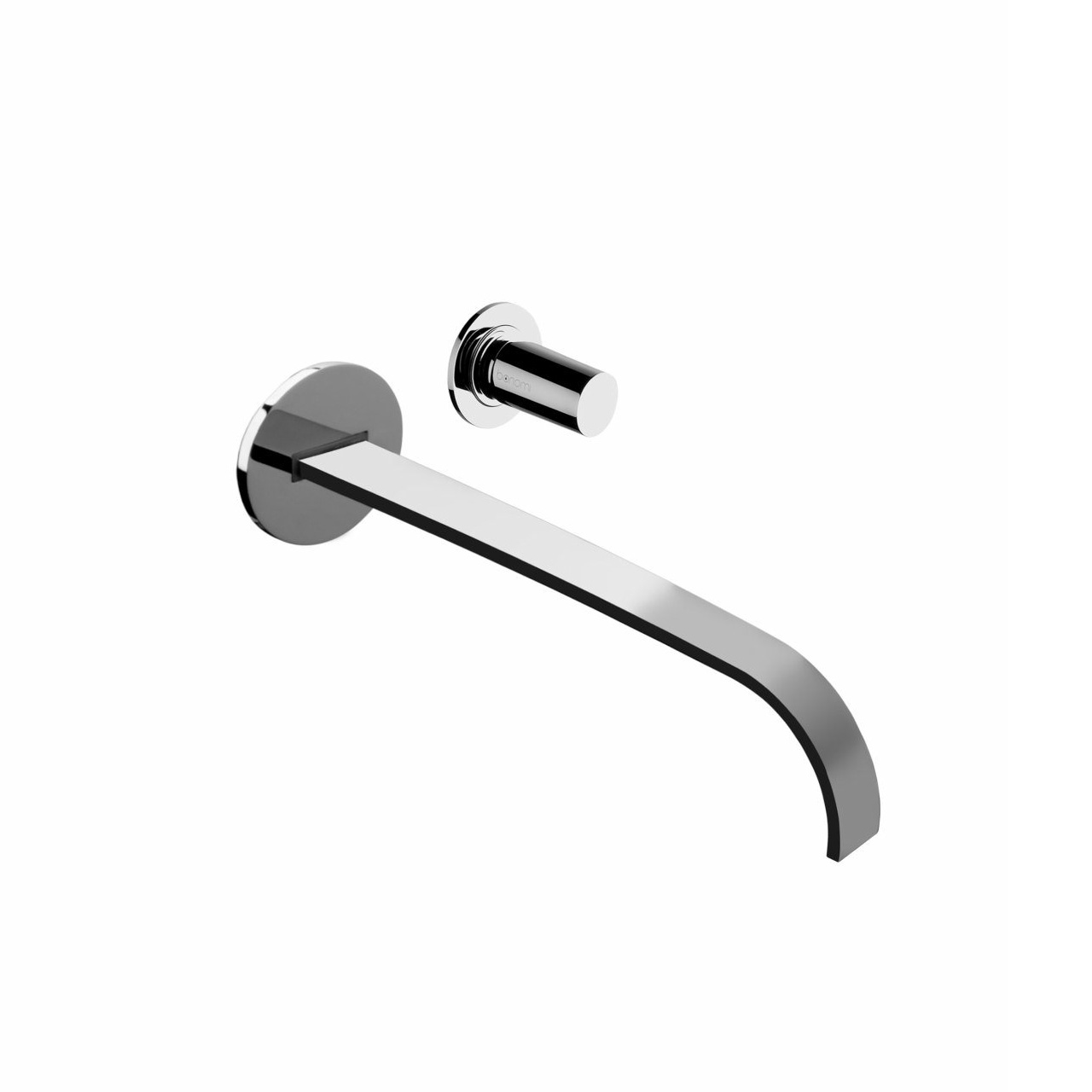 Bonomi Arco Wall Mounted Basin Mixer with 212mm Spout